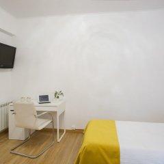 Отель Madrid Suites San Mateo комната для гостей