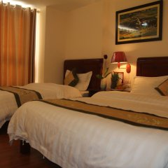 Отель Sapa Lake View Hotel Вьетнам, Шапа - отзывы, цены и фото номеров - забронировать отель Sapa Lake View Hotel онлайн комната для гостей фото 3