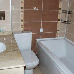 Gure Termal Resort Hotel Турция, Эдремит - отзывы, цены и фото номеров - забронировать отель Gure Termal Resort Hotel онлайн ванная фото 2