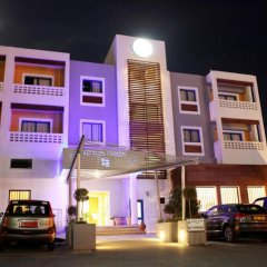 Kefalos - Damon Hotel Apartments парковка