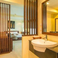 Отель Saladan Beach Resort Таиланд, Ланта - отзывы, цены и фото номеров - забронировать отель Saladan Beach Resort онлайн ванная фото 2