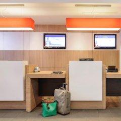 Отель ibis Hotel Düsseldorf Hauptbahnhof Германия, Дюссельдорф - 3 отзыва об отеле, цены и фото номеров - забронировать отель ibis Hotel Düsseldorf Hauptbahnhof онлайн интерьер отеля