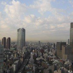 Отель Intercontinental Tokyo Bay Токио