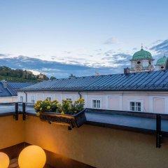 Отель Star Inn Hotel Premium Salzburg Gablerbräu, by Quality Австрия, Зальцбург - 1 отзыв об отеле, цены и фото номеров - забронировать отель Star Inn Hotel Premium Salzburg Gablerbräu, by Quality онлайн балкон