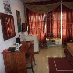 Lagos Airport Hotel комната для гостей