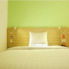 Отель 7 Days Inn Chongqing Changshoutaoyuan Walking Street Center Branch комната для гостей