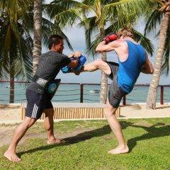 Отель Samui Palm Beach Resort Самуи спортивное сооружение
