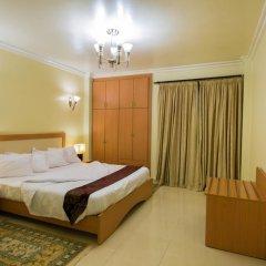 Отель Maroko Bayshore Suites комната для гостей