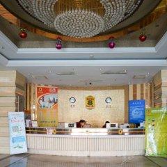 Super 8 Hotel Beijing Shijingshan Gu Cheng интерьер отеля