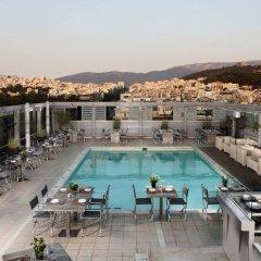 Radisson Blu Park Hotel, Athens Афины бассейн