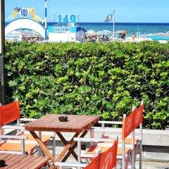 Отель Ascot & Spa Италия, Римини - отзывы, цены и фото номеров - забронировать отель Ascot & Spa онлайн пляж фото 2