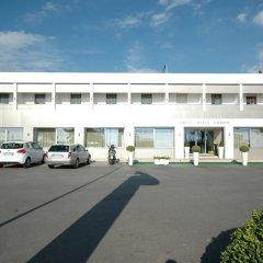 Hotel Delle Canne Амантея парковка