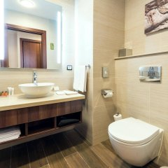 Гостиница Hilton Garden Inn Astana Казахстан, Нур-Султан - 1 отзыв об отеле, цены и фото номеров - забронировать гостиницу Hilton Garden Inn Astana онлайн ванная