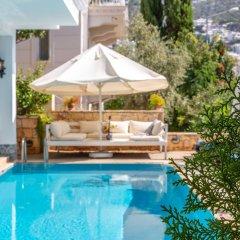 Korsan Apartments Турция, Калкан - отзывы, цены и фото номеров - забронировать отель Korsan Apartments онлайн бассейн фото 2