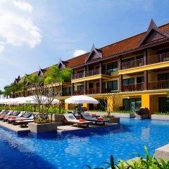 Отель Diamond Cottage Resort & Spa бассейн фото 2