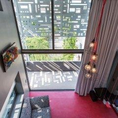 Отель Athina Art Apartments Греция, Афины - отзывы, цены и фото номеров - забронировать отель Athina Art Apartments онлайн балкон