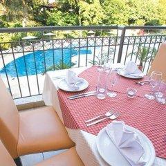 Отель Odessos Park Hotel - Все включено Болгария, Золотые пески - отзывы, цены и фото номеров - забронировать отель Odessos Park Hotel - Все включено онлайн балкон