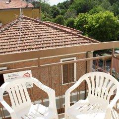 Jammin' Hostel Rimini балкон