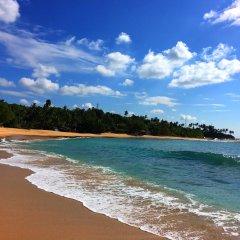 Отель Sole Luna Resort & Spa пляж