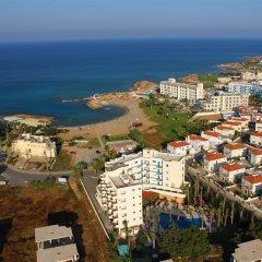 Отель Captain Pier Hotel Кипр, Протарас - отзывы, цены и фото номеров - забронировать отель Captain Pier Hotel онлайн пляж