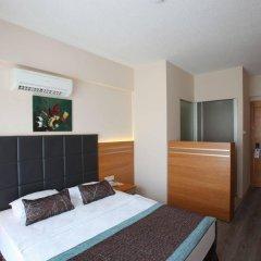 Отель Golden Age Bodrum - All Inclusive комната для гостей фото 2