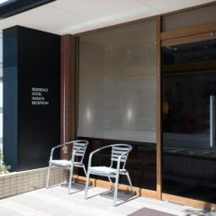Отель Residence Hotel Hakata 7 Япония, Хаката - отзывы, цены и фото номеров - забронировать отель Residence Hotel Hakata 7 онлайн балкон