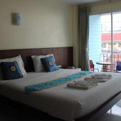 Отель Patong Palm Guesthouse комната для гостей