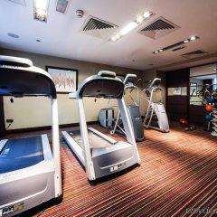Отель NH London Kensington фитнесс-зал