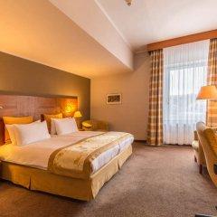 Hotel International Prague (ex. Сrowne Plaza) Прага комната для гостей фото 5