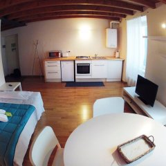 Апартаменты Apartment via Maironi da Ponte Бергамо в номере