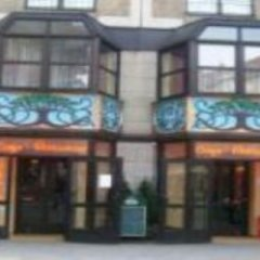 Отель Mitte Berlin am Alexanderplatz Германия, Берлин - отзывы, цены и фото номеров - забронировать отель Mitte Berlin am Alexanderplatz онлайн вид на фасад
