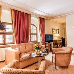 Отель Bülow Residenz Германия, Дрезден - отзывы, цены и фото номеров - забронировать отель Bülow Residenz онлайн комната для гостей