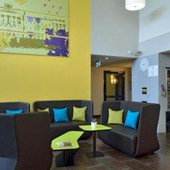 Отель B&B Hotel Braunschweig-Nord Германия, Брауншвейг - отзывы, цены и фото номеров - забронировать отель B&B Hotel Braunschweig-Nord онлайн интерьер отеля