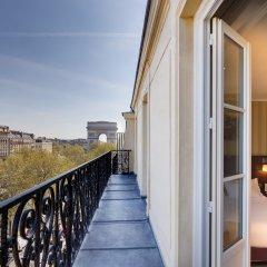Отель Montfleuri Hotel Франция, Париж - 1 отзыв об отеле, цены и фото номеров - забронировать отель Montfleuri Hotel онлайн балкон