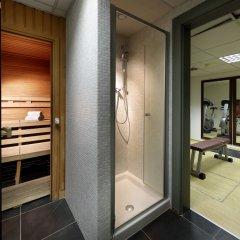 Отель Eurostars David Чехия, Прага - 11 отзывов об отеле, цены и фото номеров - забронировать отель Eurostars David онлайн фитнесс-зал