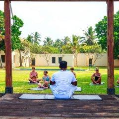Отель Mermaid Hotel & Club Шри-Ланка, Ваддува - отзывы, цены и фото номеров - забронировать отель Mermaid Hotel & Club онлайн фитнесс-зал фото 4