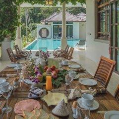 Отель Beach Front Luxury Villa Hai Leng Таиланд, пляж Панва - отзывы, цены и фото номеров - забронировать отель Beach Front Luxury Villa Hai Leng онлайн питание фото 2