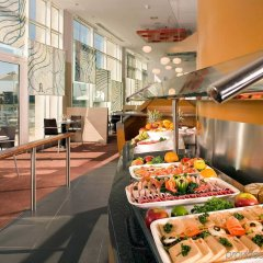 Отель Novotel London Excel питание фото 2