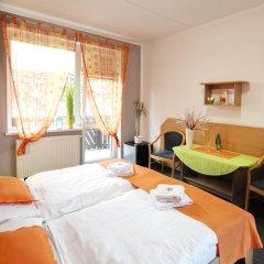 Отель Bohemia Чехия, Франтишкови-Лазне - отзывы, цены и фото номеров - забронировать отель Bohemia онлайн комната для гостей фото 2