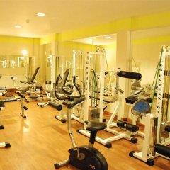 Crystal Kaymakli Hotel & Spa фитнесс-зал
