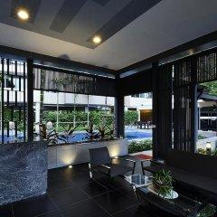 Отель Nanglincee by The Village Club Бангкок интерьер отеля