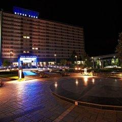 Гостиница River Park Hotel в Новосибирске - забронировать гостиницу River Park Hotel, цены и фото номеров Новосибирск вид на фасад фото 2