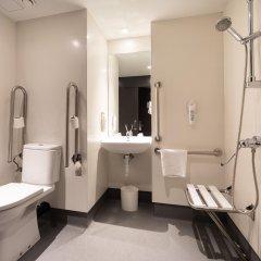 Отель ibis budget Madrid Centro Lavapies ванная