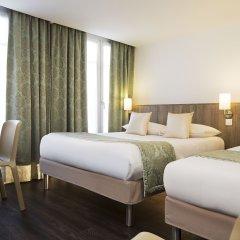 Отель Hôtel Beaurepaire (Paris - République) Франция, Париж - 1 отзыв об отеле, цены и фото номеров - забронировать отель Hôtel Beaurepaire (Paris - République) онлайн комната для гостей фото 5