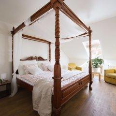 Апартаменты Golden Angel Apartment Прага комната для гостей