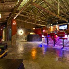 Отель Cactus Bungalow Самуи гостиничный бар