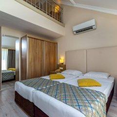 Hane Garden Hotel Сиде комната для гостей фото 5