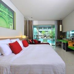 Отель The Kee Resort & Spa 4* Номер Делюкс с различными типами кроватей фото 7