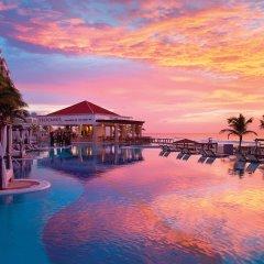 Отель Hyatt Zilara Cancun - All Inclusive - Adults Only Мексика, Канкун - 2 отзыва об отеле, цены и фото номеров - забронировать отель Hyatt Zilara Cancun - All Inclusive - Adults Only онлайн бассейн фото 2