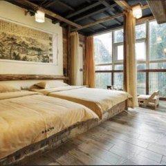 Linmusen Hostel (Chongqing Beibei Pedestrian Street Zhongxin) комната для гостей фото 3